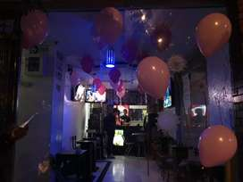 Bar crosover