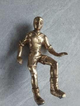Estatuilla de bronce jugador