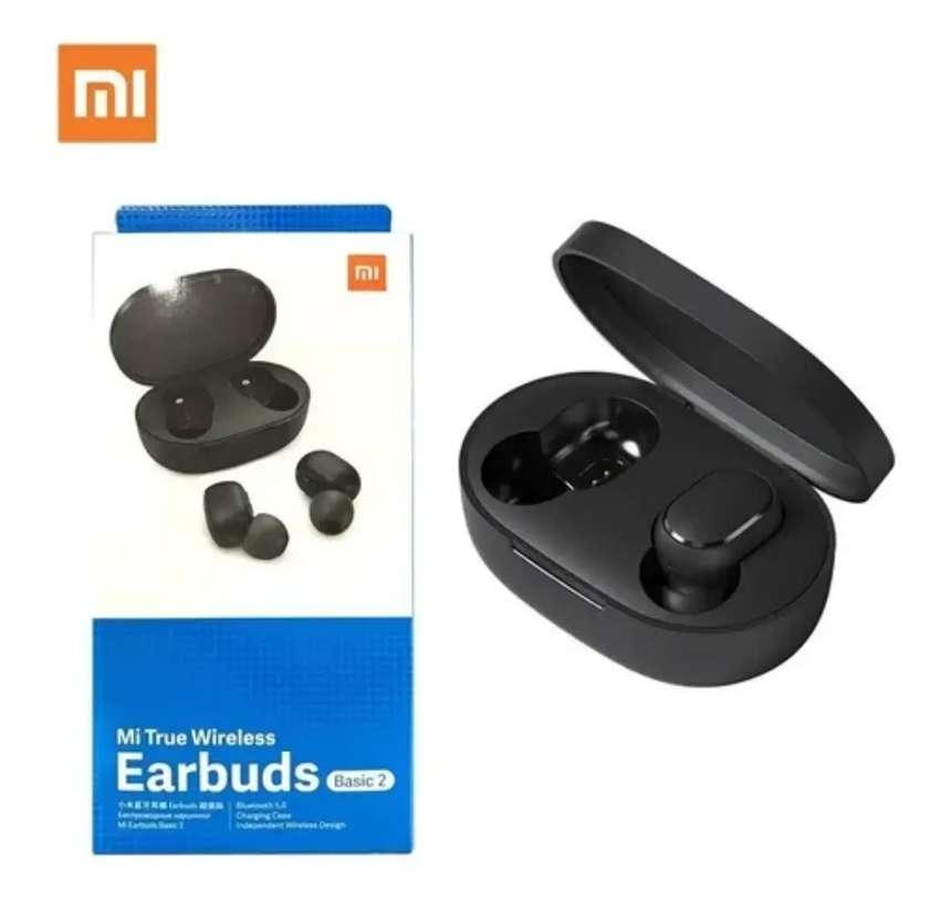 Audífonos Auriculares Xiaomi Mi Earbusd Basic 2 Original