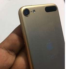 ipod touch 6, sexta generación  64 gb como nuevo, con accesorios