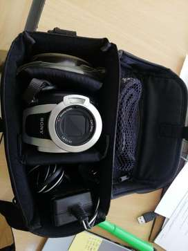 Cámara Filmadora Sony Handycam