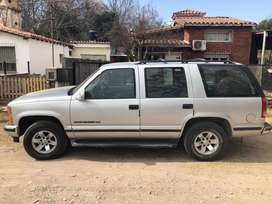 Vendo Chevrolet Grand Blazer