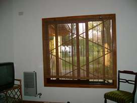Cortinas Enrollables de Bambu, ECOLOGICAS