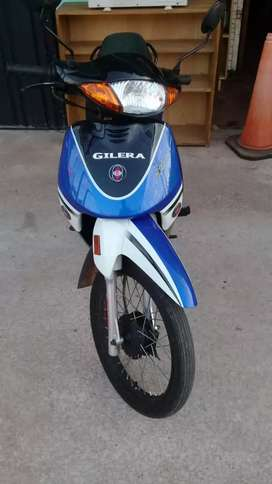 MOTO GILERA SMACH