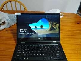 Vendo tablet con teclado