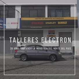 TECNICO BACHILLER EN ELECTRICIDAD O AFINES