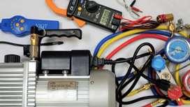 Electricista y técnico en refrigeracion