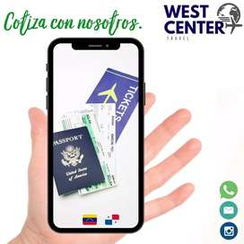 Agencia de viajes WEST CENTER TRAVEL