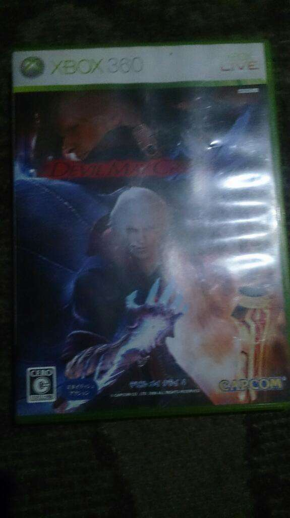 Devil May Cry 4 Xbox 360 0