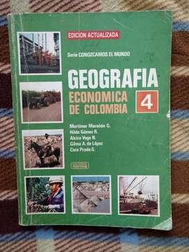 Libro Geografía Económica de Colombia 4