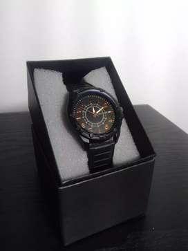 Reloj hombre CEO Men Premium marca Tommy Hilfiger color negro
