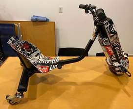 Triciclo Drifting A Bateria Bluetooth Parlante Super Oferta!