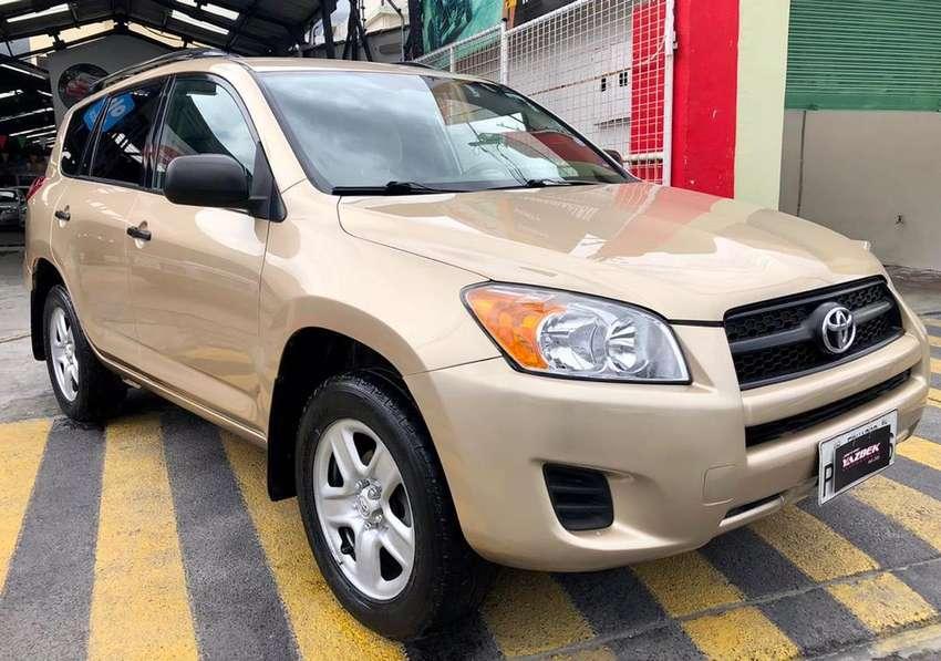 Toyota rav4 AC 4x4 2011 0