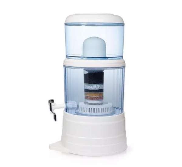 Filtro purificador de agua de 12 a 14 litros