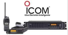 RADIO PORTATIL DIGITAL ICOM ICA14 ICF24 ICF3013 ICF4013 ICF3230 ICF4230 ICF3003 ICF4003 ICV82 ICF5013 ICF3103 ICF4103