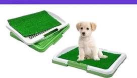Tapete de baño entrenador para mascotas
