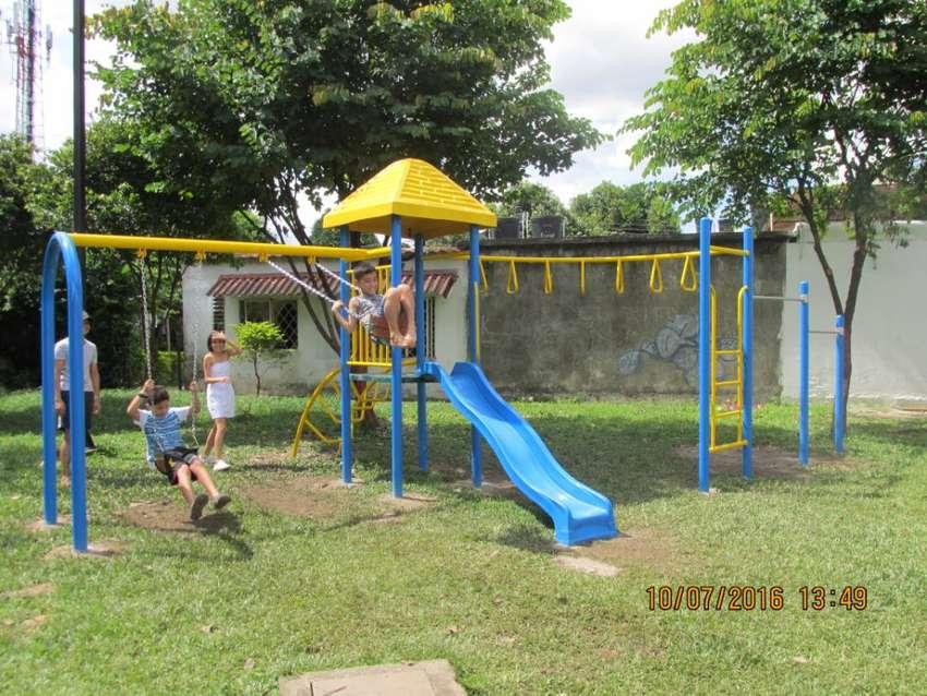 Venta de Parques Infantiles en hierro  Juegos infantiles en hierro Villavicencio 0