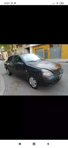 Renault Clio 2006 nafta gnc 1.6 motor golpea ideal mecanico