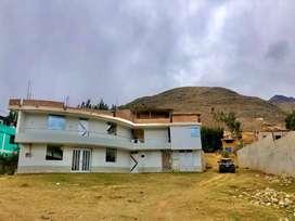 Casa de campo de estreno en Huamachuco