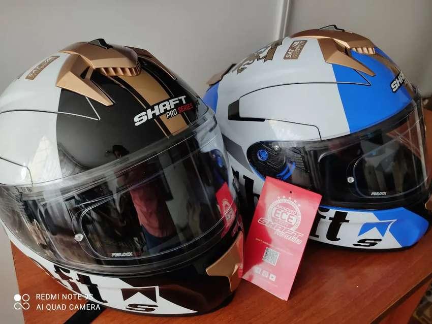 Cascos Shaft Helmets - certificados