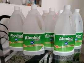 Vendo alcohol