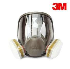 Kit Mascara Completa 3m 6800 + 2 Filtros