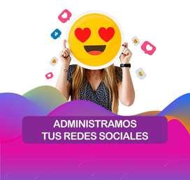 Manejamos sus redes sociales, fotografia, Edición video, Marketing y Publicidad Digital, Community manager, VENTAS