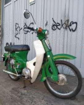 Honda Econo Power C90 motor original