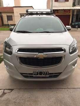 Chevrolet Spin LT 1.8 nafta
