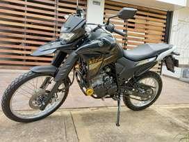 XTZ 250 modelo 2022