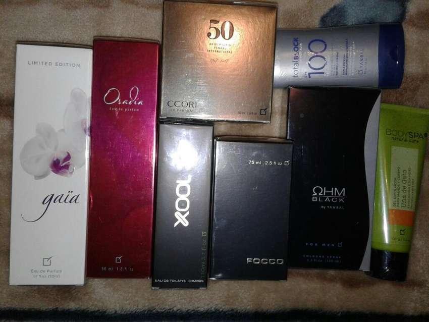Yanbal perfumes 0