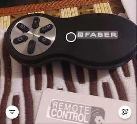 Se vende control