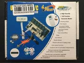 Plaqueta Universal Aire Acondicionado Motech Qd-u03c Relay