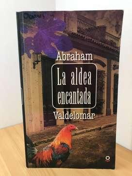"""Libro """"La aldea encantada"""" de Abraham Valdelomar"""