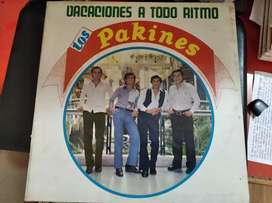 Vendo lp de los pakines