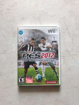 Pes 2012 Nintendo Wii
