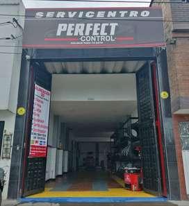 SERVITECA- SERVICENTRO