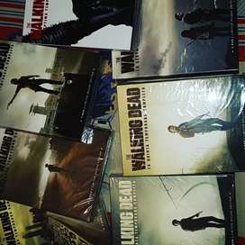 DVD walking dead pack
