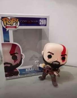 Muñecos Kratos God of War