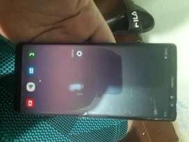 Samsung note 8 libre detalle