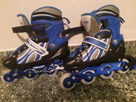 "Patines Roller ""Power Champs"""