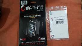Film Protector para iPhone 3g 3gs Zagg