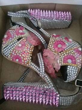 sandalias de carnaval