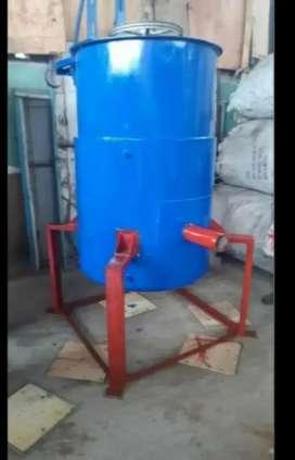Lavadora plástico vasija, soplado