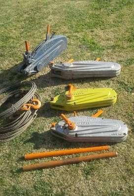 Tira cables