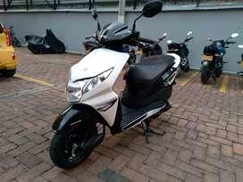 Vendo Moto Honda Dio 2018 en perfecto estado