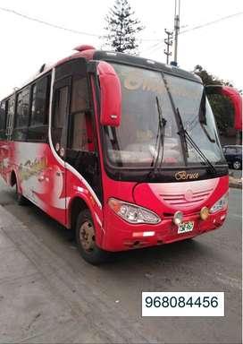 Venta de Bus Mercedes Benz  9 15