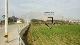 Ocasión terreno en campiña de moche