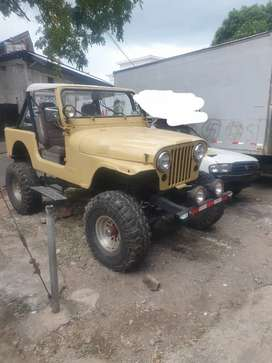 JEEP CJ7 NEGOCIABLE