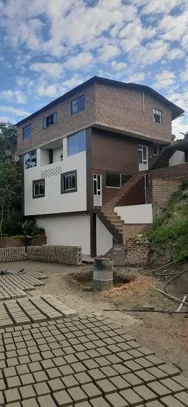 Vendo Casa En El Sector Malacatos - Barrio Saguaynuma